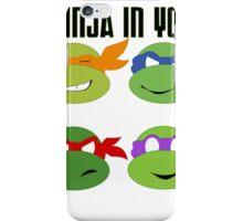 Teenage Mutant Ninja Turtles - TMNT iPhone Case/Skin