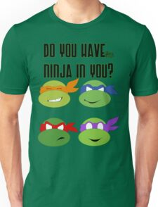 Teenage Mutant Ninja Turtles - TMNT Unisex T-Shirt
