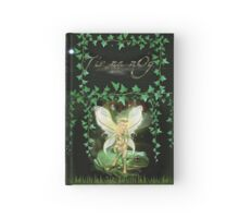 Tir na nOg Fairy and Frog Hardcover Journal