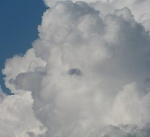 Face In The Clouds by Ginny York