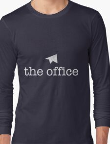 The Office - Plain Long Sleeve T-Shirt