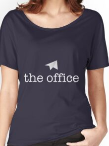 The Office - Plain Women's Relaxed Fit T-Shirt
