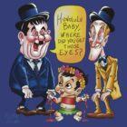 Honolulu Baby - Laurel&Hardy by DanDav