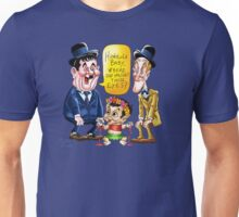 Honolulu Baby - Laurel&Hardy Unisex T-Shirt