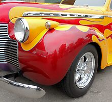 Classic Car Angle #23 by Barberelli
