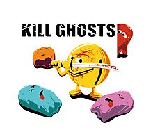 Kill Ghosts Photographic Print