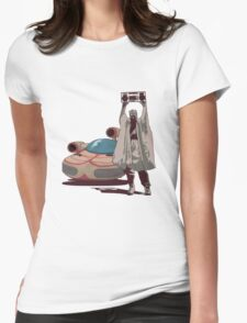 Tusken Serenade Womens Fitted T-Shirt