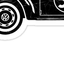 VW Herbie 53 vintage Sticker