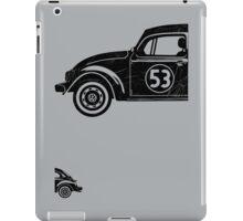 VW Herbie 53 vintage iPad Case/Skin