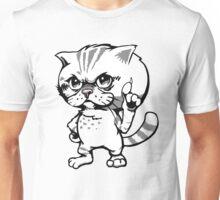 Mr Eggs the Exotic Shorthair Unisex T-Shirt