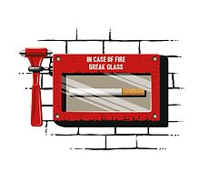 In case of fire.... by theduc