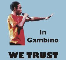 In Gambino We Trust by blakethewizz