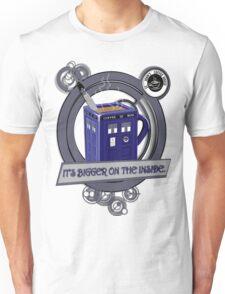 The Bottomless coffee mug Unisex T-Shirt