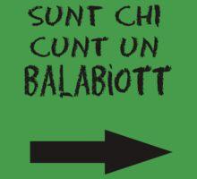 Sunt Chi Cunt Un Balabiott by DanDav