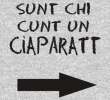 Sunt Chi Cunt un Ciaparatt by DanDav