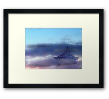 ©DA On The Top Framed Print