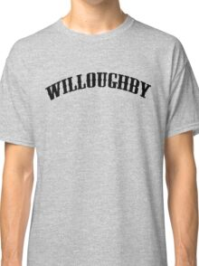 Willoughby  Classic T-Shirt