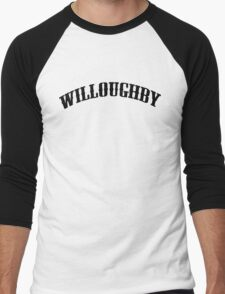 Willoughby  Men's Baseball ¾ T-Shirt