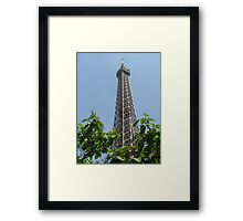 Tower Eiffel Framed Print
