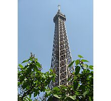 Tower Eiffel Photographic Print