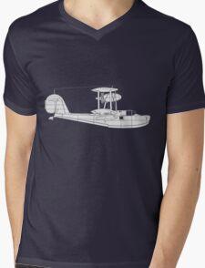 Supermarine Walrus Mens V-Neck T-Shirt