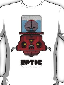 Never Say Die Eptic T-Shirt