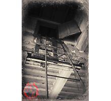 The Attic Photographic Print