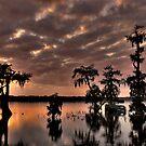 Lake Martin Sunset HDR by Paul Wolf