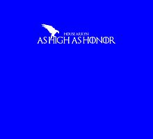 House Arryn: As High as Honor w\o sigil - House Color by Zahaidies