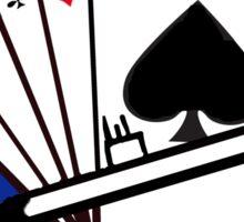 VS-28 Gamblers (Hukkers)  Sticker