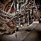 Tractor Chains by Fotomus-Digital