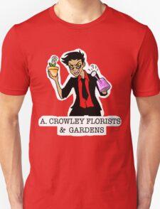 A. Crowley, Florists & Gardens T-Shirt