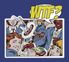 Sausage - WTF (Grange Hill) by Groatsworth