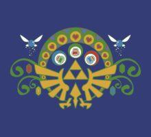 Zelda Nouveau - V2 by MareveDesign