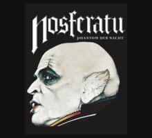 Nosferatu by crushedheads