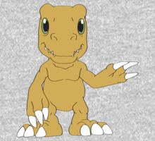 Digimon are the Champions- Agumon by ashworth91