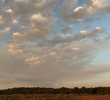 Morning Clouds by Kathi Huff