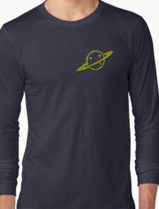 Pizza Planet Alien logo Long Sleeve T-Shirt