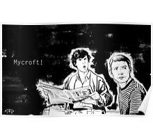 Mycroft! Poster