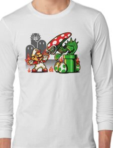 Game Over Man, GAME OVER! Long Sleeve T-Shirt