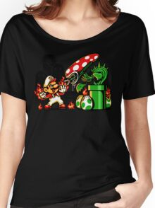 Game Over Man, GAME OVER! Women's Relaxed Fit T-Shirt