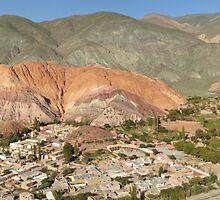 Cerro de los Siete Colores by Mauro Burger