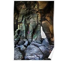 A Cave At the Cove Poster