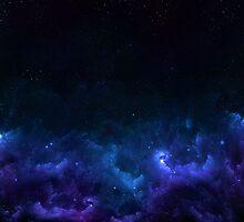 Ocean Nebula by kfedukowski