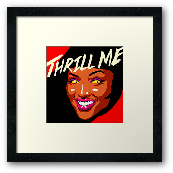 Thrill Me by butcherbilly