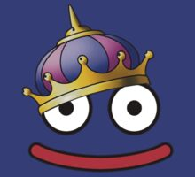 DragonQuest King Slime by TetrAggressive