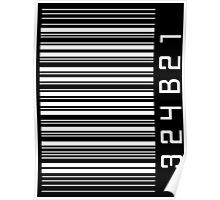 Cosima's barcode  Poster