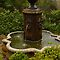 A fountain in the country