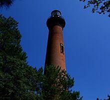 Currituck Lighthouse by Karen Harrison