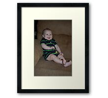 Christopher Wayne....... Framed Print